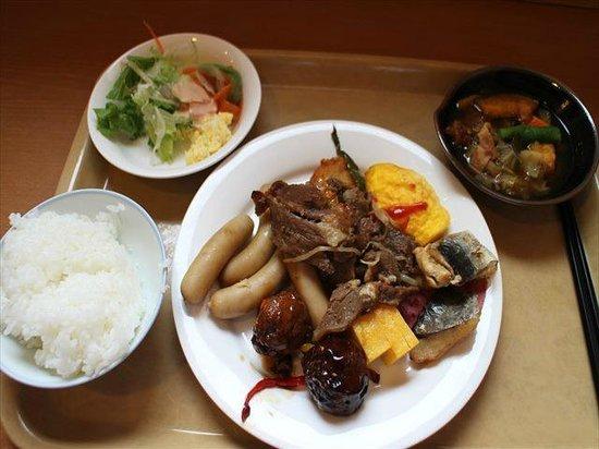 Hotel Route Inn Sapporo Chuo Susukino: ホテルルートイン札幌中央4