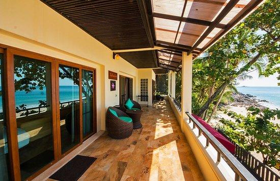 Andaman White Beach Resort: The Beach Suite