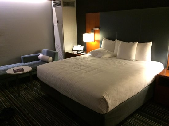 Grand Hyatt DFW : King room