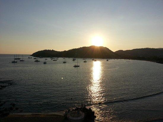 Hotel Irma: sunset