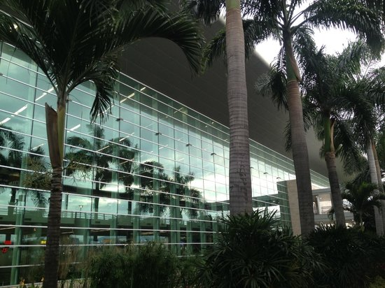 Hotel Oro Verde Guayaquil: Guayaquil Airport