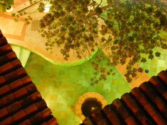 Casa Pombo: Vista superior