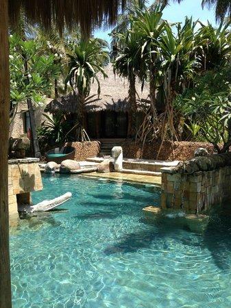 Novotel Lombok : Private villa pool