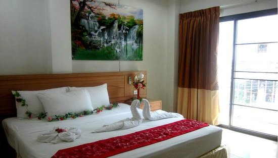 Bella Tropicana Hotel & Guesthouse: Standard room