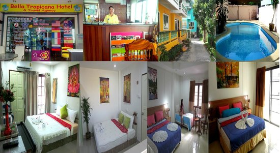 Bella Tropicana Hotel & Guesthouse: Hotel & GuesthouseAmenities