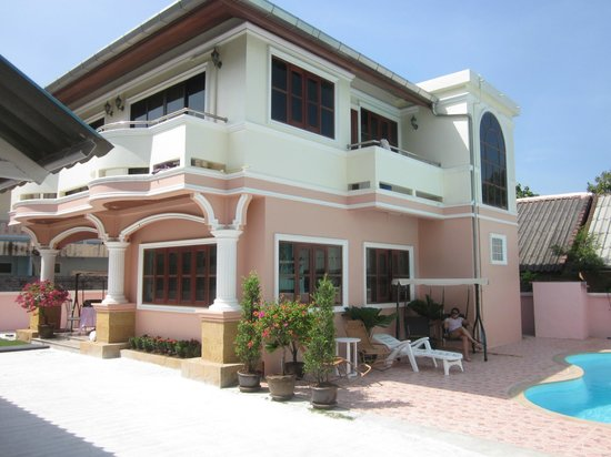 Bella Tropicana Hotel & Guesthouse: Villa