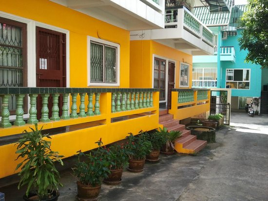Bella Tropicana Hotel & Guesthouse: 2 bed room apartment