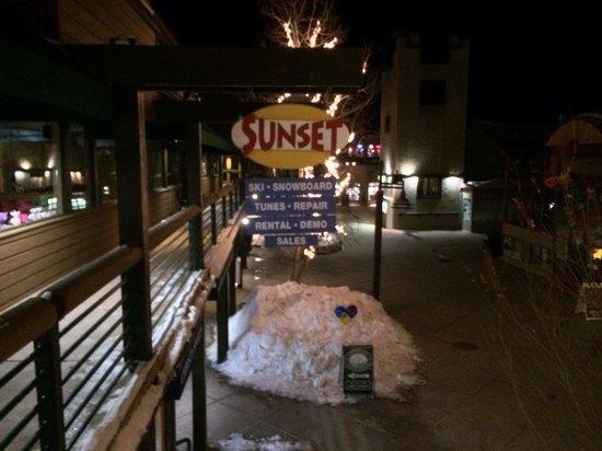 Sunset Ski