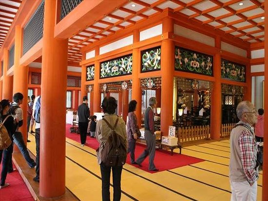 Motsu-ji Temple: 毛越寺3