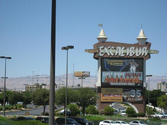 Tropicana Las Vegas - A DoubleTree by Hilton Hotel: Excalibur
