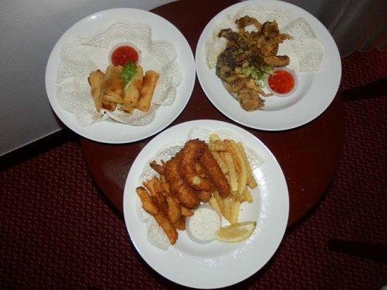 Hotel Soleil : Radius International Hotel room service
