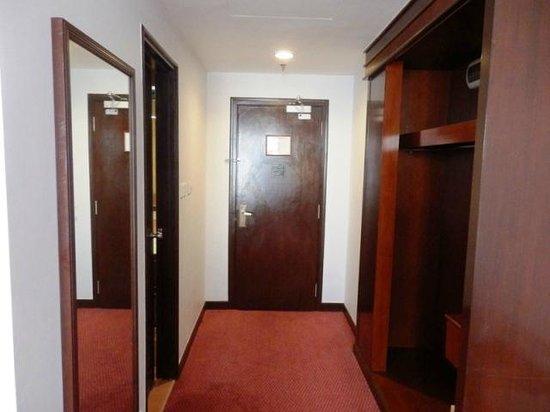 Hotel Soleil : Radius International Hotel Premier Executive King