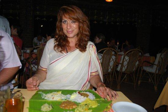 Somatheeram Ayurveda Resort: cultural Show and Dinner