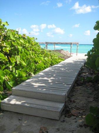 Hotel Colonial Cayo Coco : beach