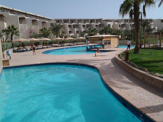 Fort Arabesque Resort, Spa & Villas: piscina