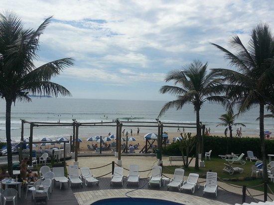 Hotel Atlantico : Vista da praia