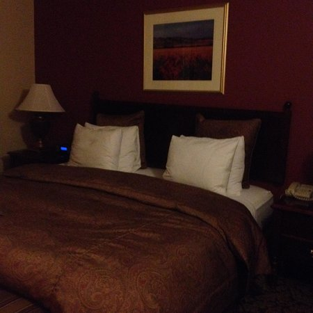Marcus Whitman Hotel & Conference Center : Bedroom 2, 2 bedroom suite