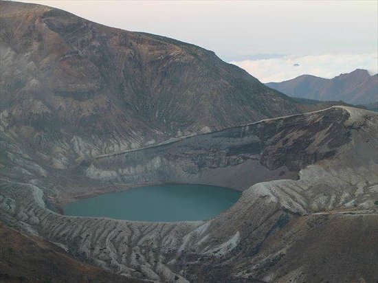 Okama Crater: お釜 噴火口2
