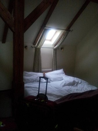Pension Corto: attic room