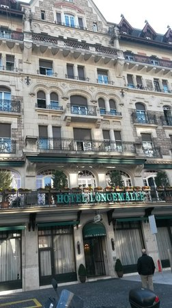 Hotel Longemalle: Hotel front