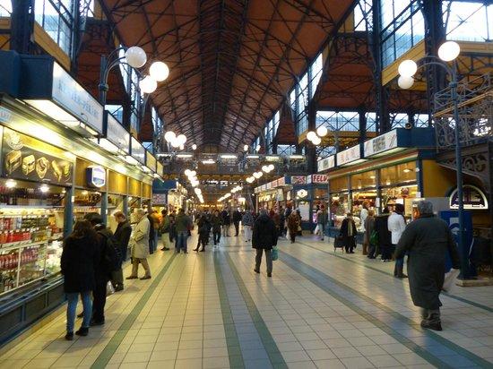 Central Market Hall: Planta baja