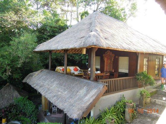 Ubud Dedari Villas: hotel's cottage