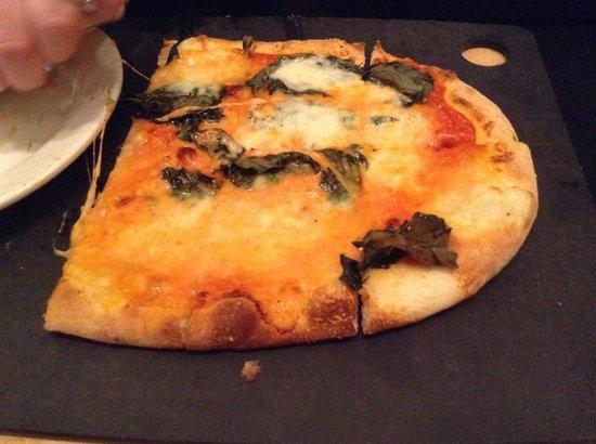 Vinto: Margherita pizza