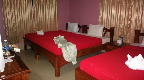 Ta Som Guesthouse: Spacious, clean and comfortable!