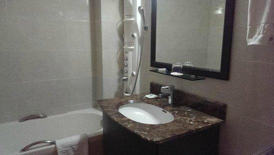Hotel Vision: シャワー
