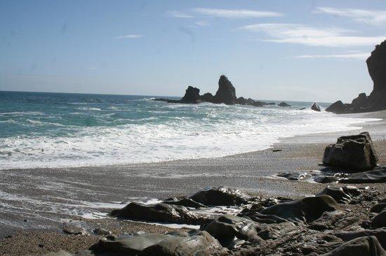 Monro Beach: beach