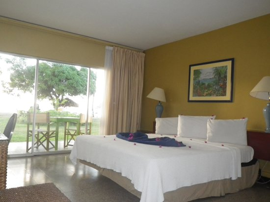 Plymouth, Tobago: Bedroom room 132