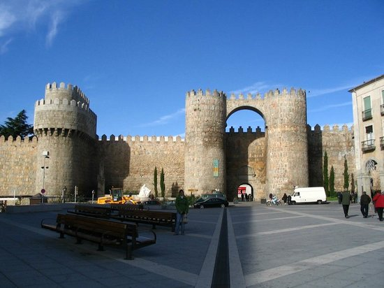 The Walls of Avila : En las Murallas de Avila