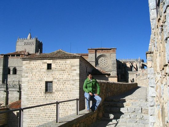 The Walls of Avila : En el interior de las Murallas