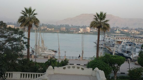 Sofitel Winter Palace Luxor: View from room