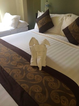 Sun Island Boutique Villas & Spa: Our elephant