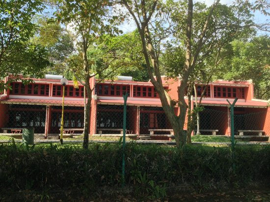East Coast Park : accommodation