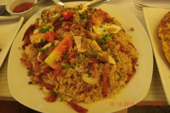 Wooden Spoon : Fried Rice
