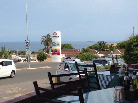 Pasha's : The view