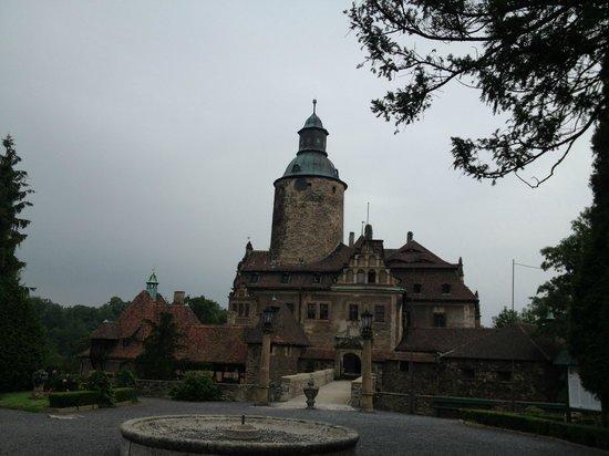 Zamek Czocha: The castle