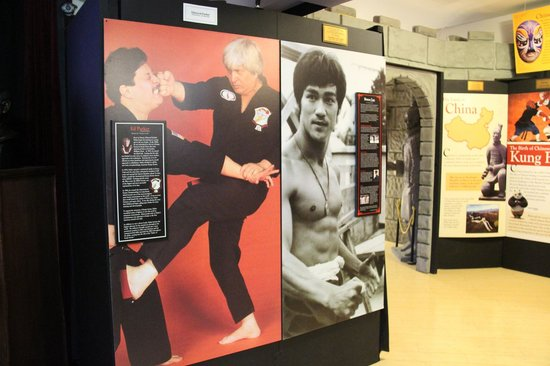 Martial Arts History Museum: Martial arts in Hollywood