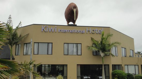 Auckland Airport Kiwi Hotel: another hotel pic