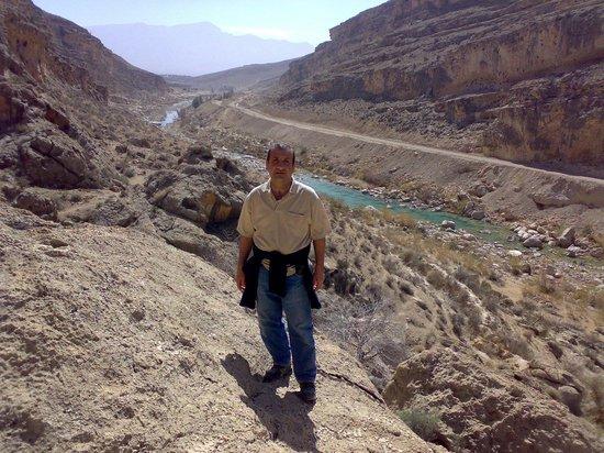 Fars Province, Irán: Tadvan Cave