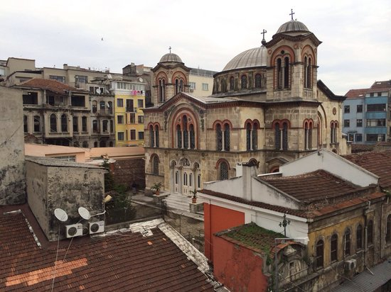 Historial hotel istanbul turquie voir les tarifs 7 for Historial hotel istanbul