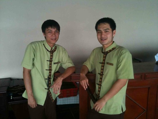 Anise Hotel: Hotel Staff