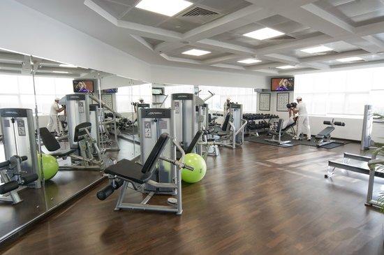 Ayla Hotel: Pulse Health Club - Gym