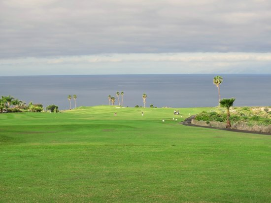 Golf Costa Adeje: Facing the sea at Adeje