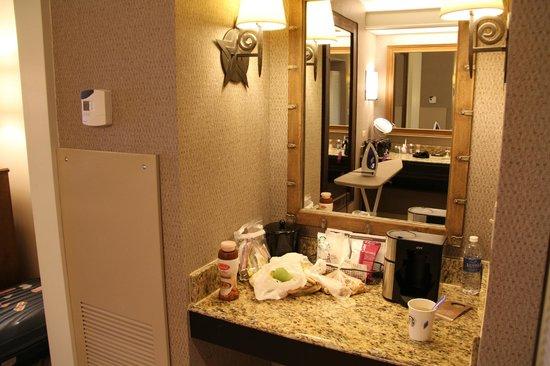 Hyatt Regency Hill Country Resort and Spa : Bathroom