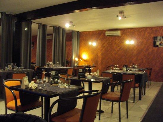 Atelier M Restaurant: la salle