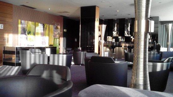 Hotel Ciudad de Móstoles: Sala de espera