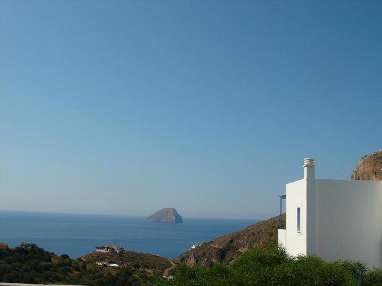 El Sol Hotel : breakfast view